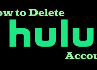How to Delete Hulu Account 2021 And Hulu Watch History