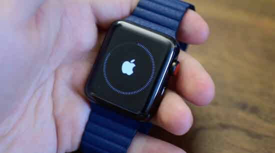 how to remove apple id from apple watch