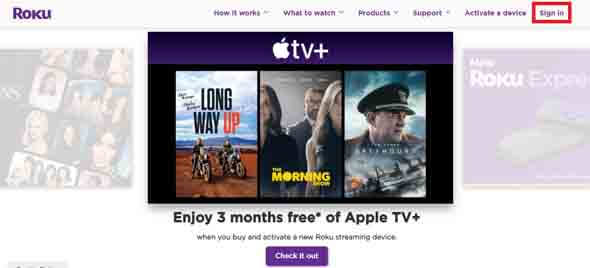 how to make roku account for free